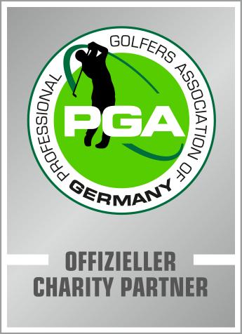 PGA offizieller Charity Partner