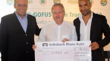 13.500 Euro für Bolzplatz-Projekt in Oberhausen