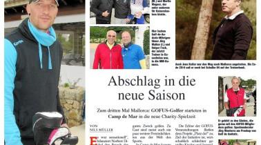 Mallorca Magazin – Abschlag in die neue Saison