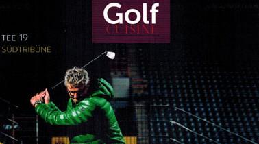 Golf Cuisine – Abschlag für den guten Zweck