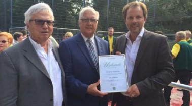 Neuer Bolzplatz für 350.000 € in Köln-Holweide