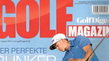 Golf Magazin – Nick Faldo will meinen Platz!