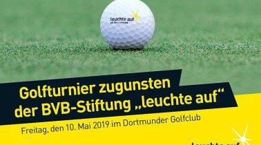 """die Saison startet mit dem BVB Golfturnier zugunsten von """"leuchte auf"""""""